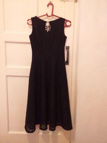 Чёрное,гипюрое платье+ 2 чёрных накидок за 1200 сом одевала