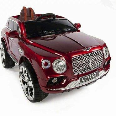chasy bentley original в Кыргызстан: Bentley bentyaga для детей от 1 до 6 лет Машинки на акамуляторе, детск