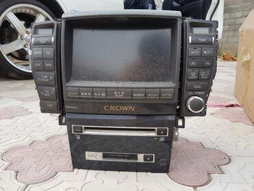 краун атлет в Кыргызстан: Монитор Toyota Crown 3.0, Краун