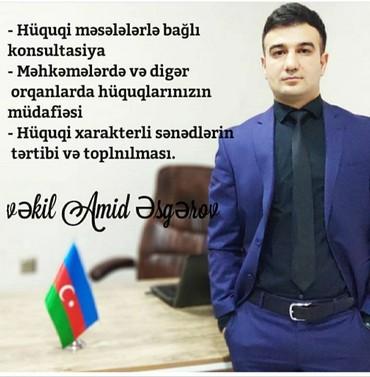 Bakı şəhərində - Hüquqi məsələlərlə bağlı konsultasiya