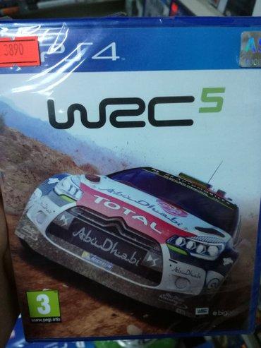 Bakı şəhərində Playstation 4 üçün rally oyunu