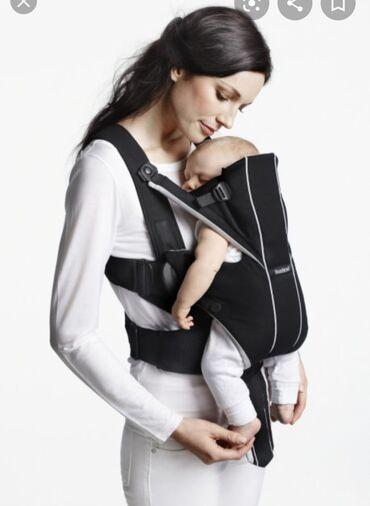 Bebi kolica - Srbija: BabyBjörn original nosiljka za bebe. Jako malo koriscena, u odlicnom s