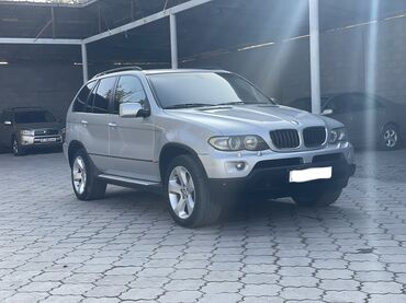 дизель квартира in Кыргызстан | АВТОЗАПЧАСТИ: BMW X5 3 л. 2004 | 200000 км