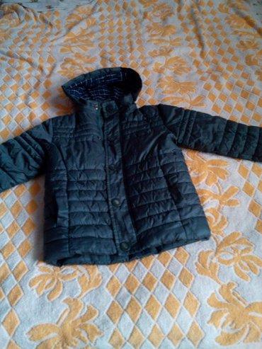 Куртка 5-8 лет (зима)фирма zara в хорошем состоянии на мальчика. тёмно в Бишкек