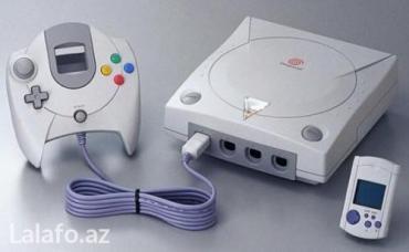Bakı şəhərində Sega Dreamcast ucun diske oyun yaziram