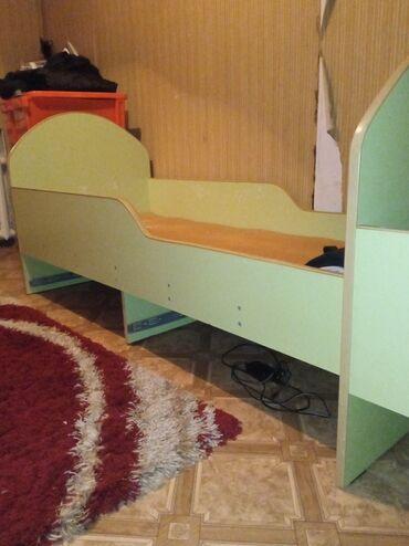 Детский кровать Без матраса