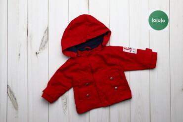 Детский мир - Украина: Дитяча куртка     Довжина: 27 см Рукав:19 см Напівобхват грудей: 24 см