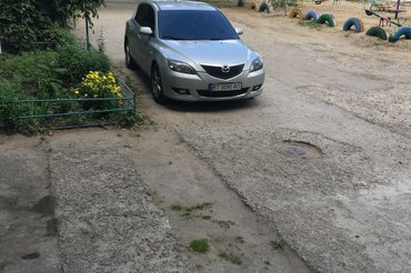 Продаю или меняю mazda 3 2003 . хочу сказать сразу- лучше машины в Бишкек