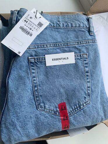 Мужские джинсы ZARA Турция 100% оригинал, из Турции. Прямые джинсы