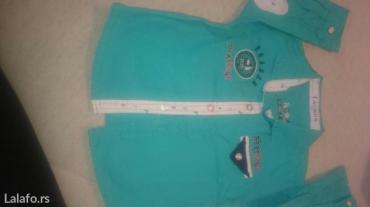 Nova košulja za decaka br 3 - Pozarevac