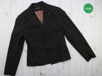 Женский пиджак в полоску Monton р. S    Длина: 57 см Плечи: 41 см Ру