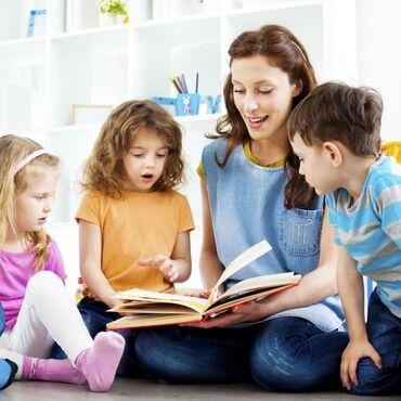 432 объявлений: Требуется воспитатель для частного детского сада с опытом работы! Наш