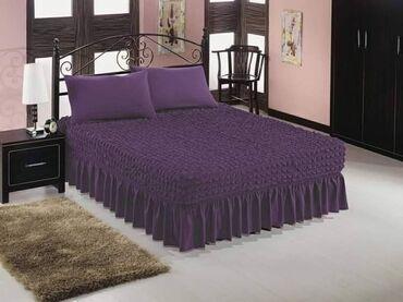 Bracni krevet - Srbija: Prekrivaci za bracni krevet i dve jastucnice cena 5200din