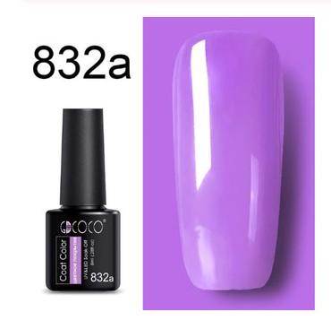 Gel lak za nokte 8ml UV - LED ( 9 BOJA ) - Zajecar