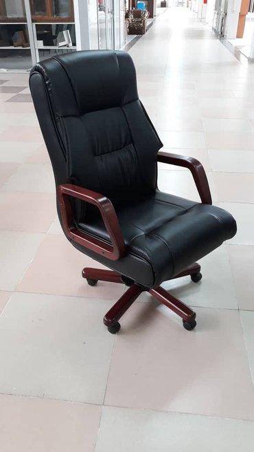Офисное кресло для руководителя в Бишкек