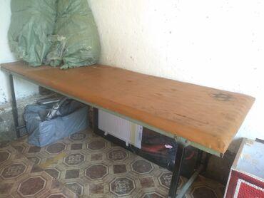 Услуги - Каинды: Продаю, кушетку, кресло и маникюрный стол. Цена договорная