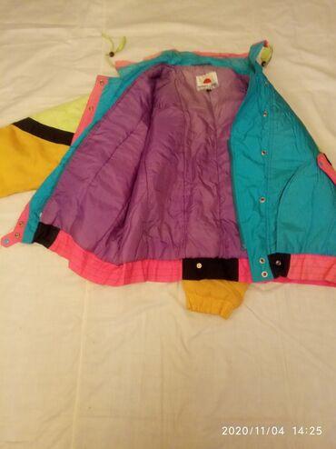 Куртка демисезонная на синтепоне,новая,яркая размер 44-46-48 Цена 450
