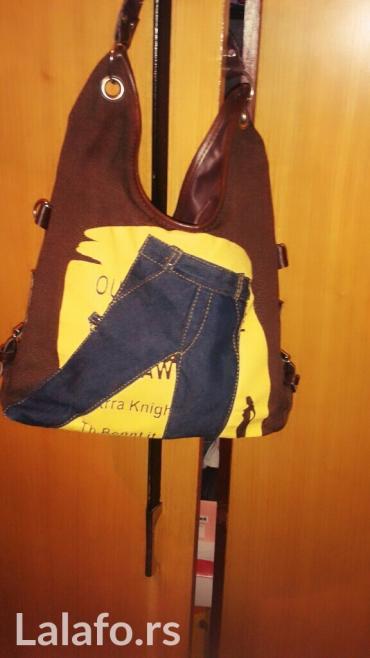 Zenska torba ranac - Kragujevac