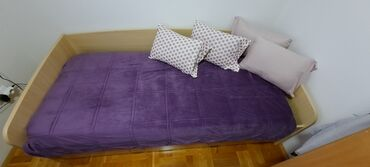 Javiti se na - Srbija: Krevet sa dusekom - dusek je dimenzija za fioku,ali se bez problema