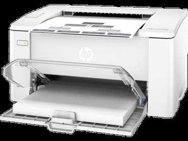 Продаю принтер HP LaserJet Pro M102a Printer A4,23ppm,Whit новый в Бишкек