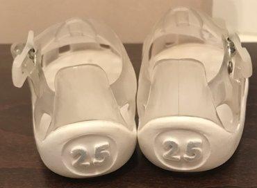 Chicco gumene sandalice, kao nove. Broj 25, unutrasnje gaziste 15,5cm. - Crvenka - slika 4