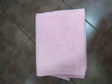 смена-постельного-белья в Кыргызстан: Флисовый пледик. 95*66 см