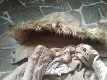 Jakna za cure,vel 8. jakna je topla i besprekorno dobra za hladno - Bujanovac