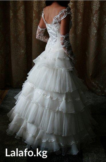 Свадебное платье от Наиля Байкучукова. Айвори. Эксклюзив. Срочно