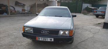 Транспорт - Кызыл-Кия: Audi 100 1.8 л. 1985   448449 км
