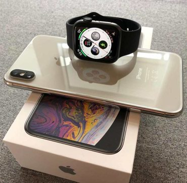 APPLE IPHONE XS + WATCH - Bela Palanka