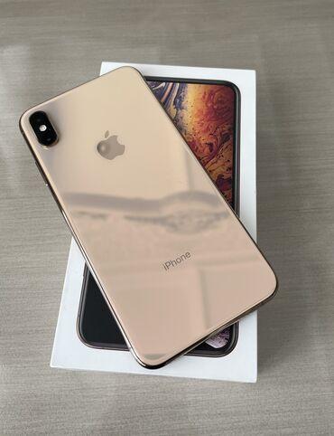 iphone xs max купить бу в Кыргызстан: Б/У Iphone X Plus 256 ГБ Золотой
