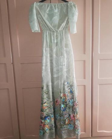 Od-haljina-cipke - Srbija: Prelepa raskosna haljina od cipke