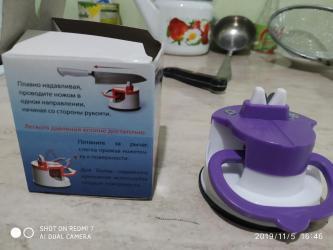 столик для фруктов в Кыргызстан: Продаю ножеточку оптом и в розницу на присоске. Крепится к гладкой