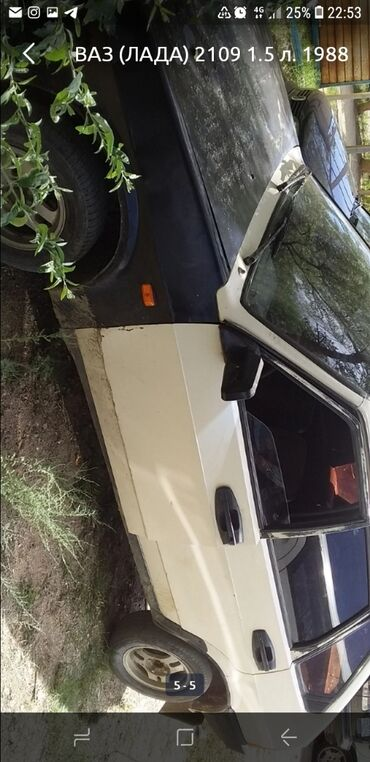 ВАЗ (ЛАДА) 2108 1988