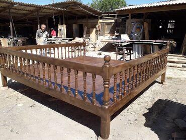 Садовая мебель в Кыргызстан: Тапчан на заказ