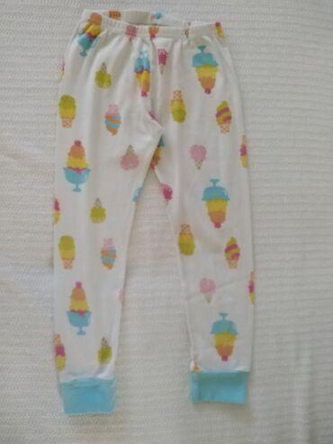 Carters - Srbija: CARTER'S donji deo pidžame za devojčice Veličina 4 Cena 250 din
