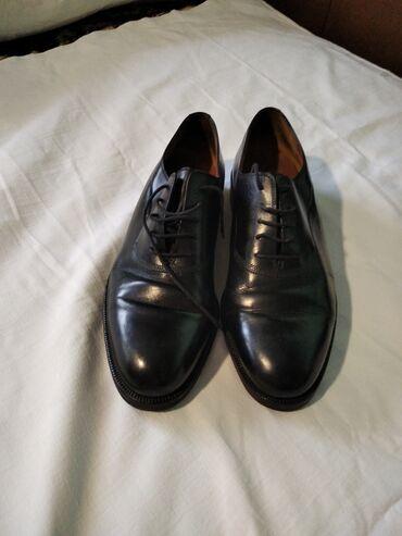 Muske cipele - Srbija: Muske kozne Italijanske cipele vel 9 MADRAS