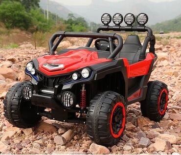 Детский электромобиль Buggy Yamaha   Гарантия 2 года +месяц страховка