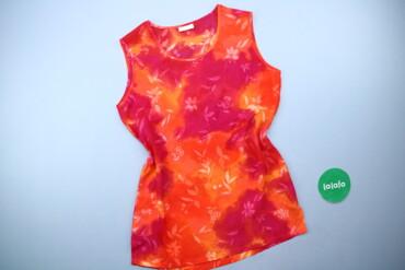 Жіноча яскрава блузка з візерунками, р. М   Довжина: 71 см Напівобхват