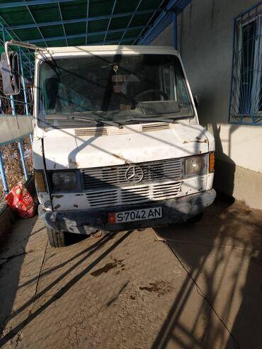 сапог грузовой в Кыргызстан: Продаю мерс сапок грузовой самоделка двигатель волга,бензин плохо заво