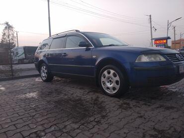 Volkswagen - Бишкек: Volkswagen Passat 1.8 л. 2002 | 325000 км