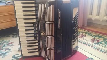 """аккордеон-weltmeister в Кыргызстан: Продаю аккардеон """"WELTMEISTER"""""""