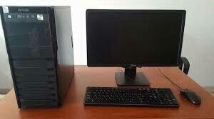 Продаю компьютер для офиса в очень хорошем состоянии самый раз для инт в Бишкек