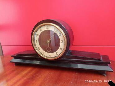 Продаю советские каминные часы Весна, состояние отличное, раритет