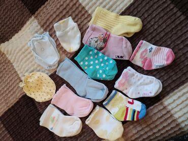 Другие детские вещи - Мыкан: ЗАХОДИТЕ В ПРОФИЛЬ, МНОГО РАЗНЫХ ВЕЩЕЙ. ОТЛИЧНЫЕ ЦЕНЫ.Носочки для