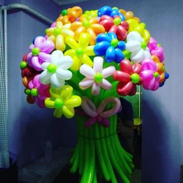 шары фонарики в Кыргызстан: Шары!!!Воздушные шары!!! Цветы из шаров!!
