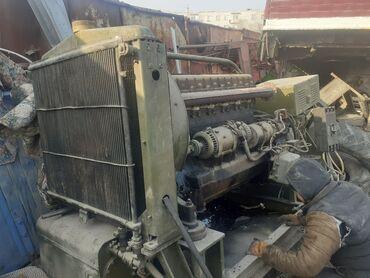 шредеры 5 6 мощные в Кыргызстан: Дизельный генератор 6 цлиндр