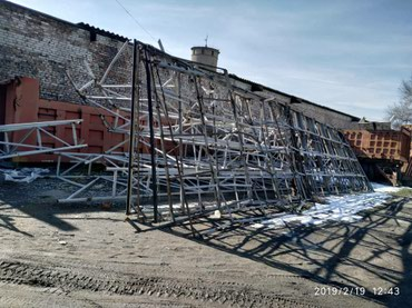 Самовывоз черный металл в Бишкек