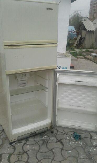 Б/у Трехкамерный Серебристый холодильник LG