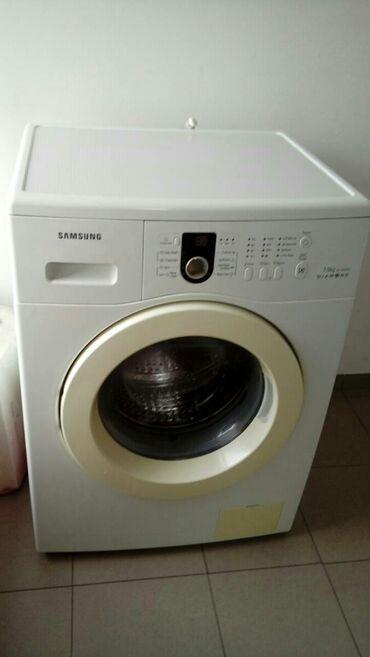 10068 oglasa | ELEKTRONIKA: Automatska Mašina za pranje Samsung 7 kg